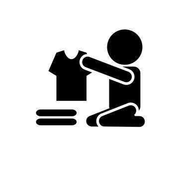 Fold the laundry