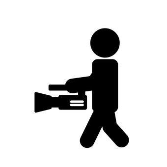 Television shooting camera