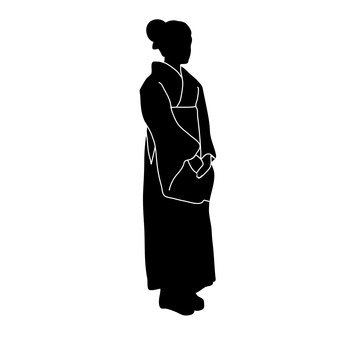 Hakama no ladies