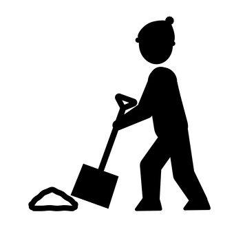 Salju scraping