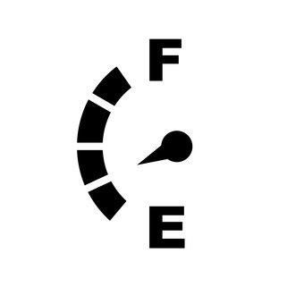 Gasoline meter