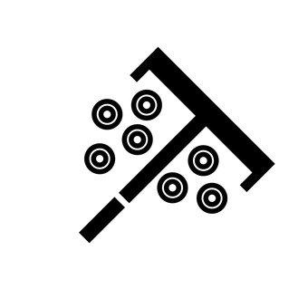 Mah-jong symbol