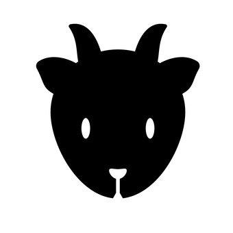 Goat (black)