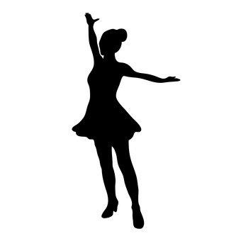 芭蕾舞女演员