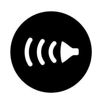 Volume mark