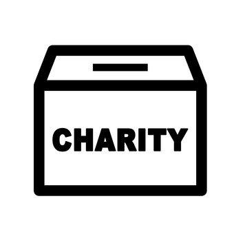 Charity box