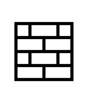 磚(白色)