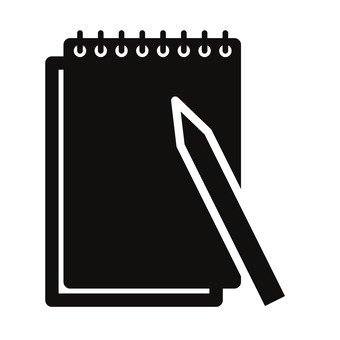 메모장과 펜