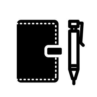 펜과 수첩