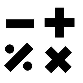 Calculation symbol