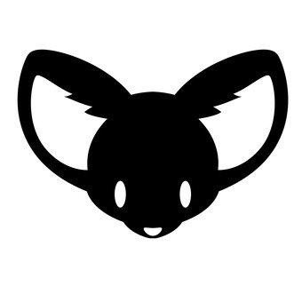 Fennec (black)