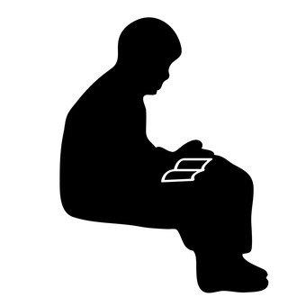 독서하는 사람