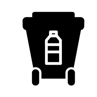 Trash can (PET bottle)