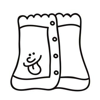 Lap towel