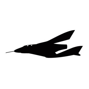 Space passenger plane