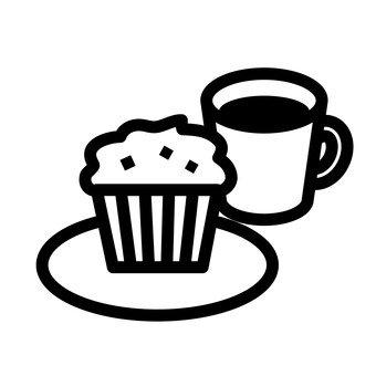 커피와 머핀