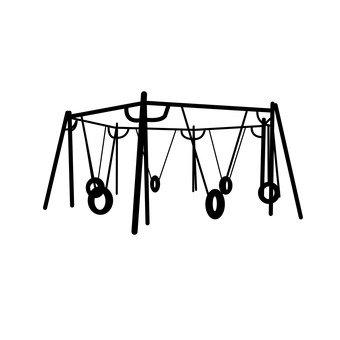 A swing wheel