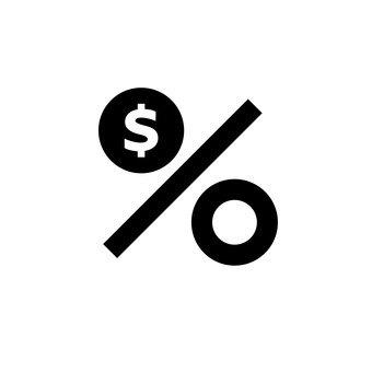 Percentage mark