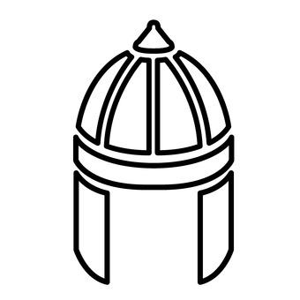 Night helmet
