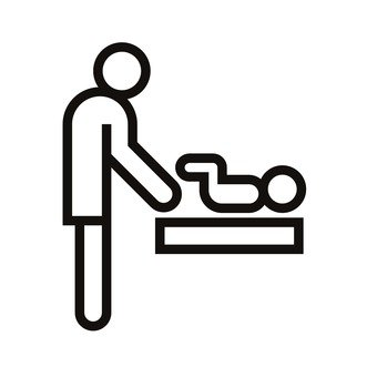 Change diaper