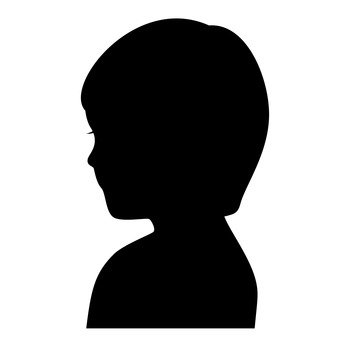 Boy's profile