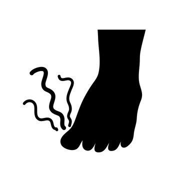 Feet smell