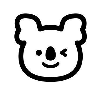 Koala (wink)
