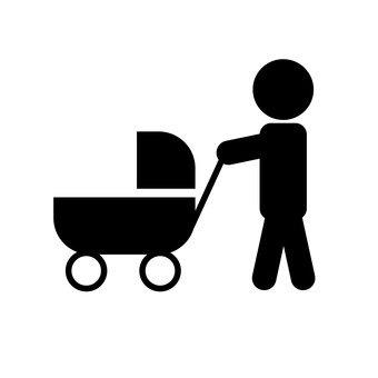 Push the stroller