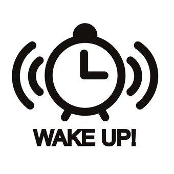 An alarm
