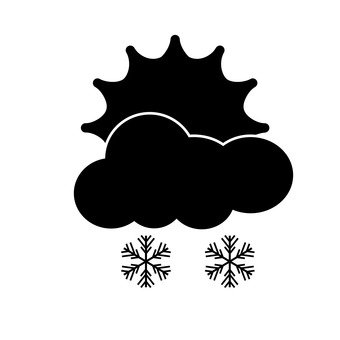 多雲有時有雪