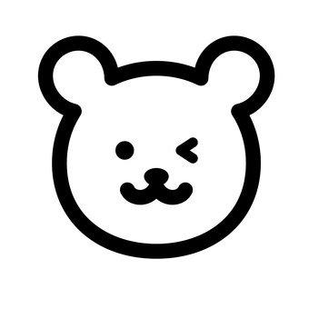 Bear (wink)