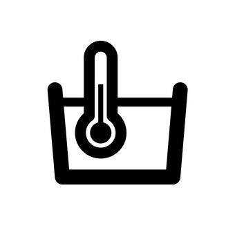 Washing display