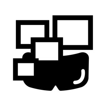 Goggle monitor