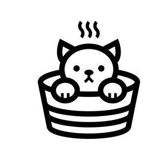 Cat's bath