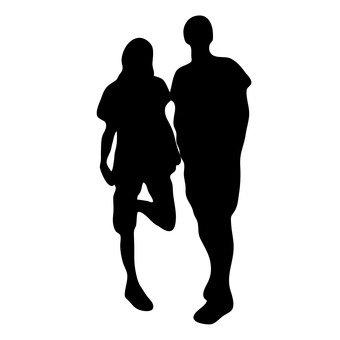 Model Couple 1