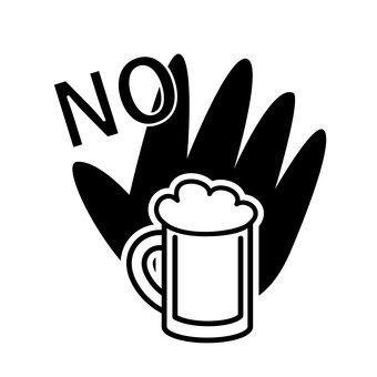 İçki yasak