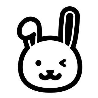 Usagi (wink)