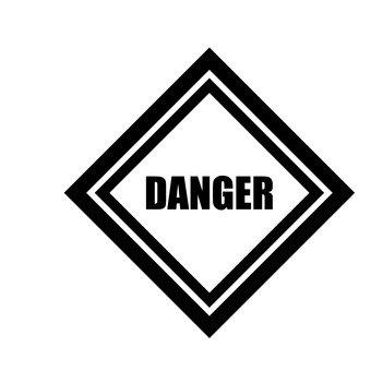 DANGER mark