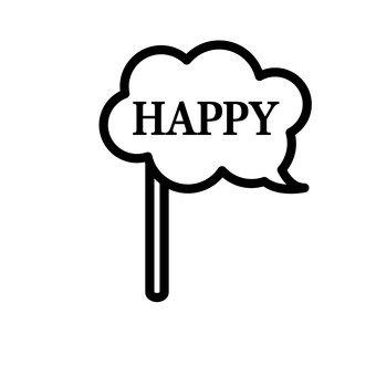 HAPPY的标注