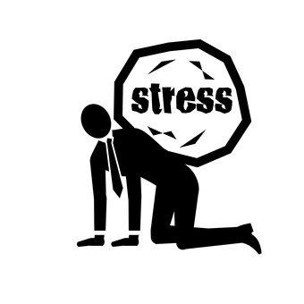 壓力和男人