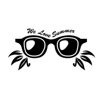우리는 여름을 사랑합니다.
