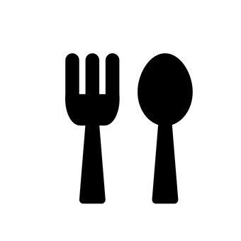 叉子和勺子