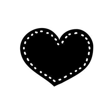 貼花的心臟