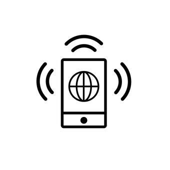 Network radio waves