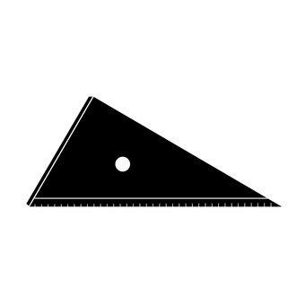 機械製圖中所使用的三角形