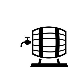 Wai wooden barrel