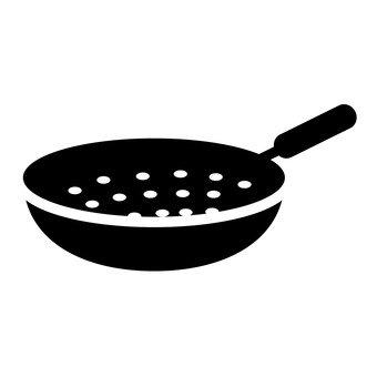 A bowl of ladle