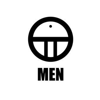 Male toilet