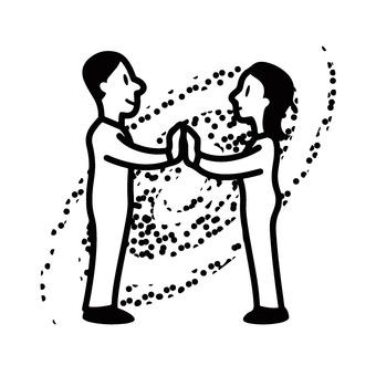 우주 결혼