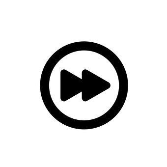 Fast forward button